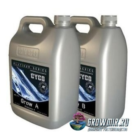 CYCO Platinum Series Grow A and Grow B 5 л