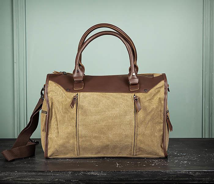 BAG501-2 Мужская сумка из ткани для ручной клади