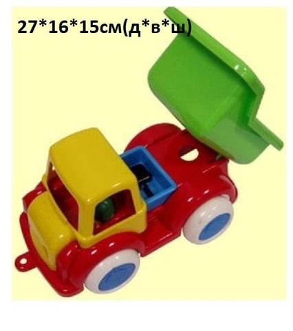 Самосвал (Детский сад) (Форма) С-64-Ф