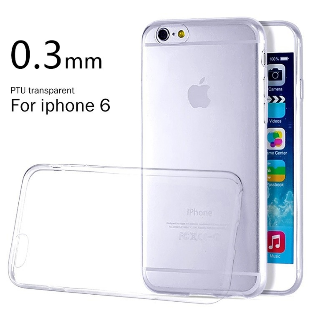 Панелька G-SHINE iphone 6 clear-01