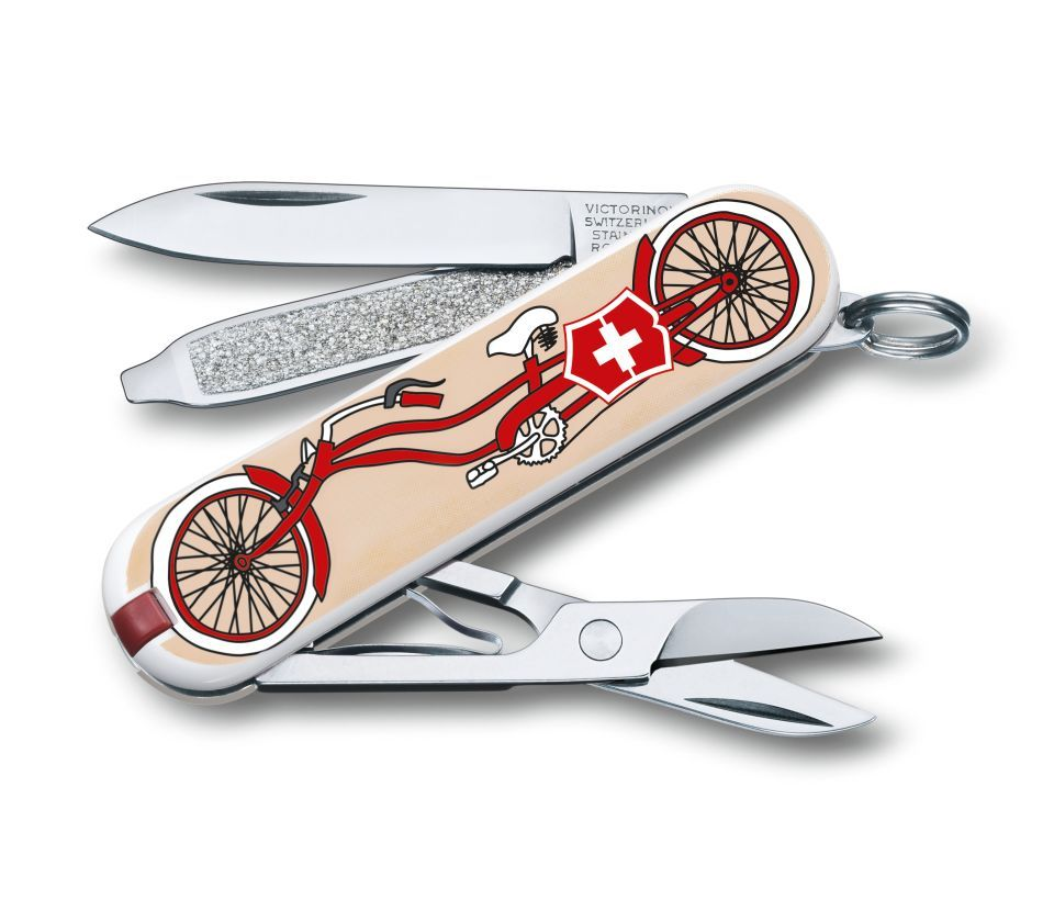 Victorinox Classic LE 2015 Bicycle (0.6223.L1506)