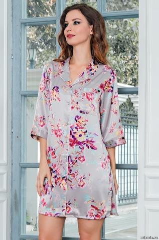 Рубашка Mia-Amore 3137 GRACE (70% шелк)