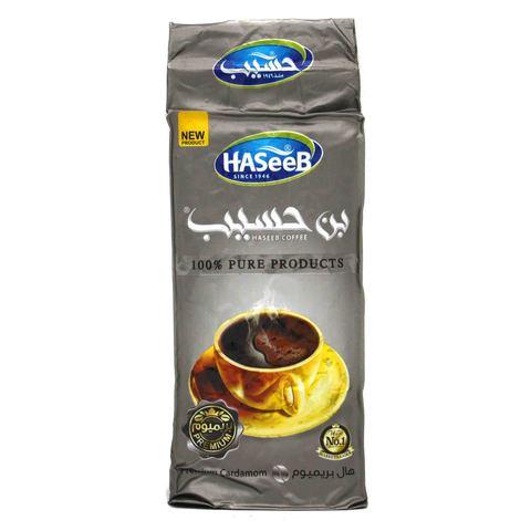 Арабский кофе Premium Cardamom, Haseeb, 200 г