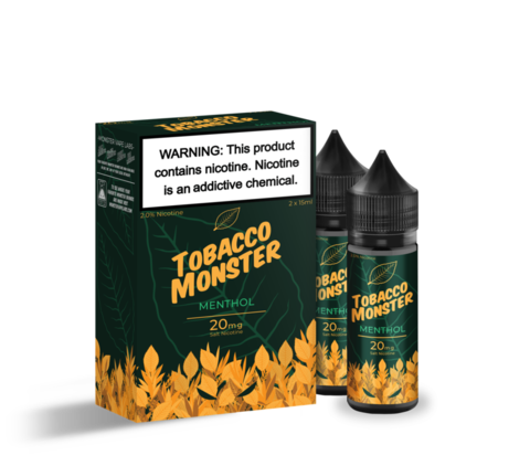 Menthol by Tobacco Monster Salt 15/30мл