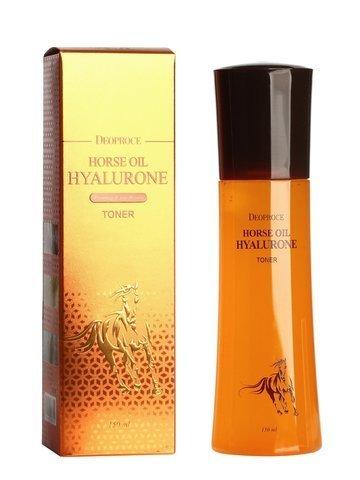 Deoproce horse oil HYALURONE toner 150 ml