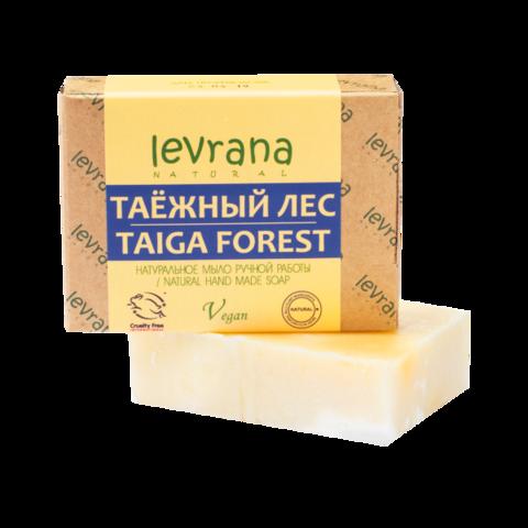 Levrana Натуральное мыло ручной работы Таёжный лес, 100гр