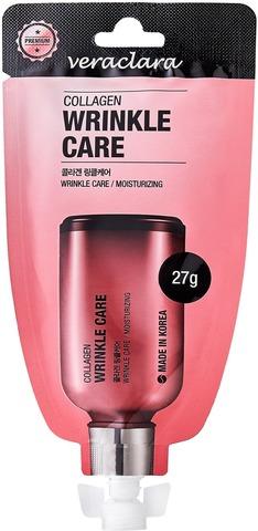 VeraClara Крем против морщин омолаживающий с коллагеном Collagen Wrinkle Care 27 г.