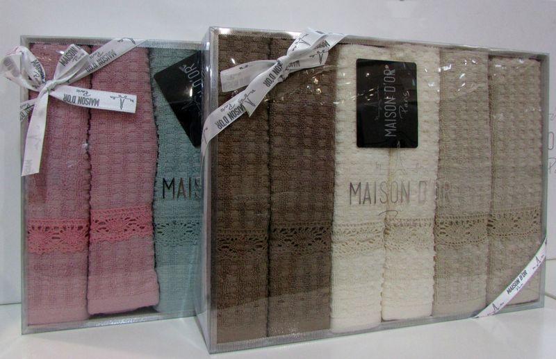 Кухонные полотенца Набор салфеток AUTENTIK  АУТЕНТИК  40х60   Maison Dor (Турция) аутентик.jpg