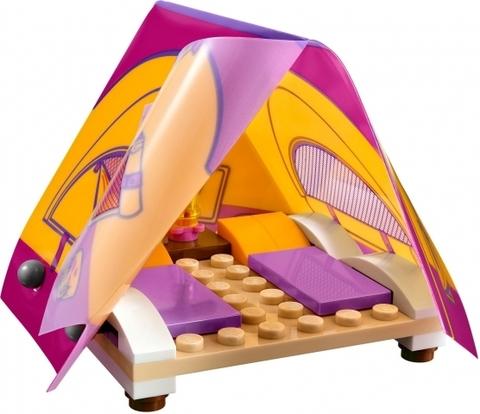 LEGO Friends: Спортивный лагерь: Сплав по реке 41121 — Adventure Camp Rafting — Лего Френдз Друзья Подружки