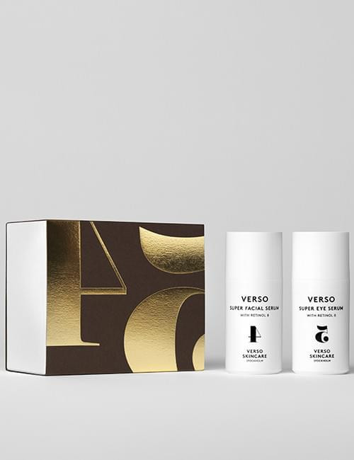 Набор Verso Holiday Kit Super Serum Series