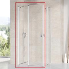 Дверь для душевого уголка маятниковая 110х195 см Ravak Chrome CRV2-110 1QVD0U00Z1 фото