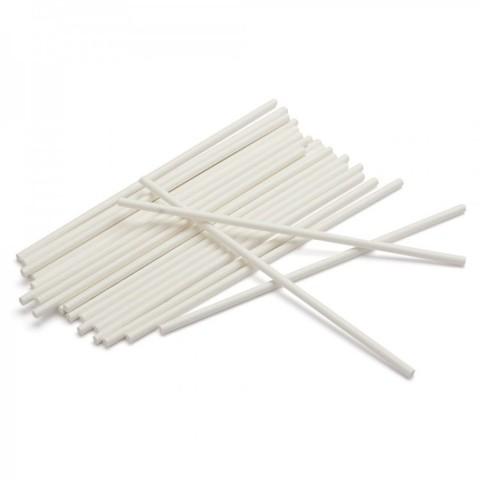 Палочки для кейк-попсов пластик,100шт