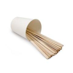 Палочка деревянная 18см