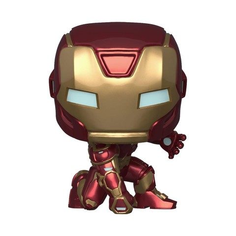 Фигурка Funko POP! Bobble: Marvel: Avengers Game: Iron Man 47756