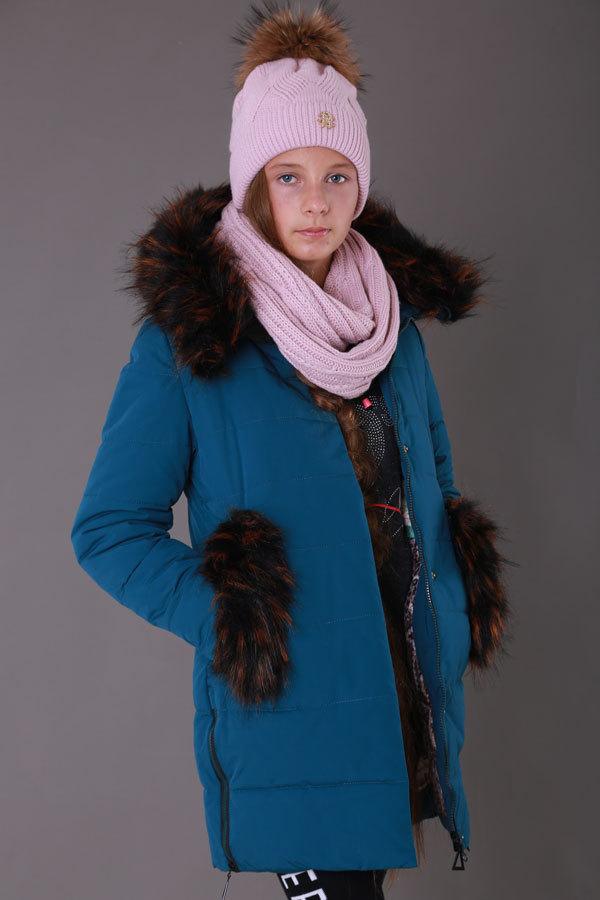 Пальто для девочки Minika, 1088