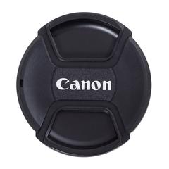 Крышка 55 мм для объективов Canon