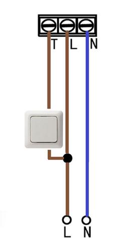 Накладной вентилятор Blauberg Quatro 100 T