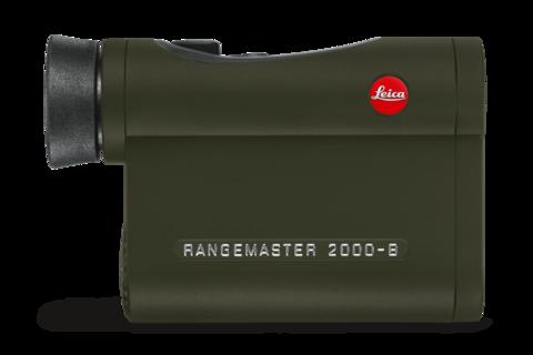 Leica Rangemaster 2000CRF-B зеленый с баллистическим калькулятором