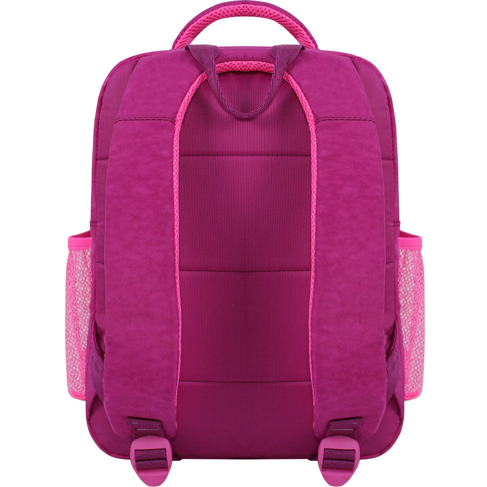 Рюкзак школьный Bagland Школьник 8 л. 143 малина 504 (00112702) фото 3