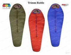 Купить Зимний спальный мешок Trimm BATTLE, 185 R напрямую от производителя недорого.