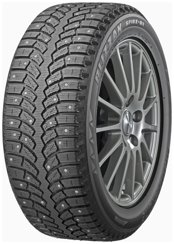 Bridgestone Blizzak Spike-01 195/60 R15 88T шип