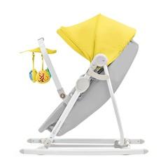 Колыбель-шезлонг Kinderkraft UNIMO Yellow