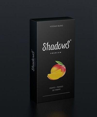 Бестабачная смесь Shadows - Манго