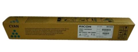 Оригинальный картридж Ricoh Aficio C MPC4501/C5501 841459/842051 голубой