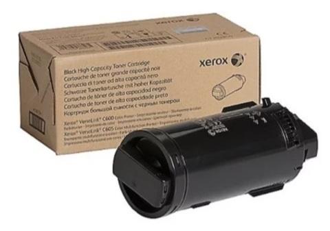 Оригинальный картридж Xerox 106R03915 черный
