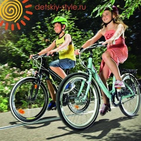 """Скоростной Велосипед Kettler """"Layana Girl"""" (Для Девочек)"""