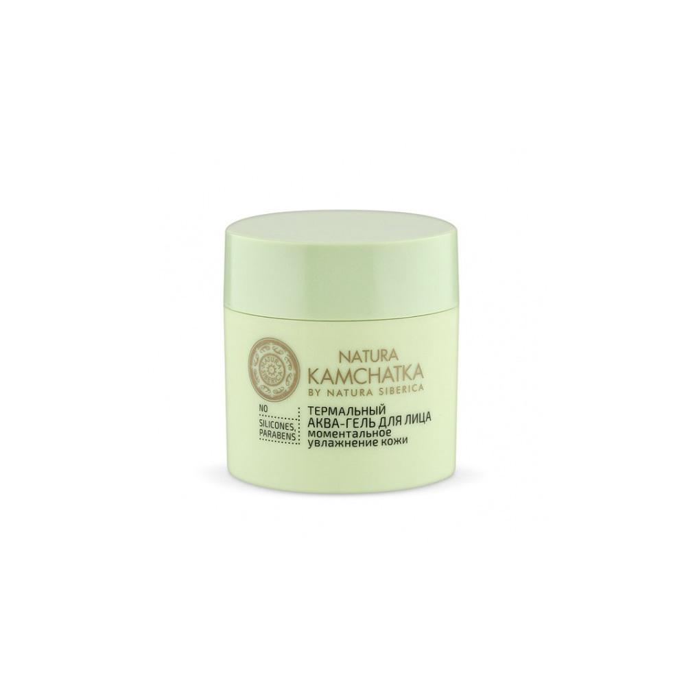 Гель-Аква для лица термальный Моментальное увлажнение кожи