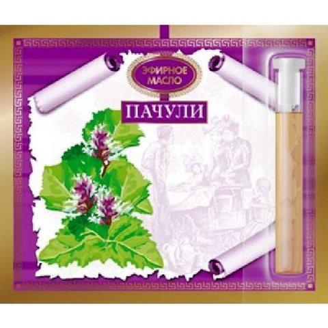 Эфирное масло «Пачули»™Царство Ароматов 2,4 мл