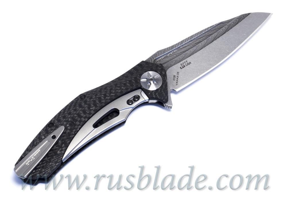 Zero Tolerance 0777 Composite Blade ZT 0777 Limited Edition - фотография