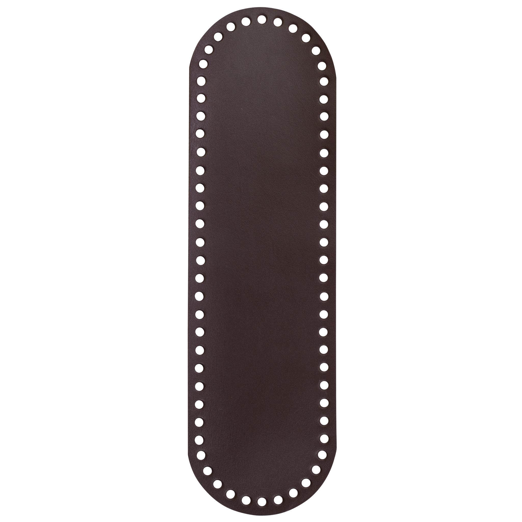 Вся фурнитура Дно. Натуральная кожа темно-коричневое  32,5см*9,4см*2,5мм IMG_1193.jpg