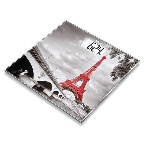 Весы напольные электронные Beurer (B-GS203P) Paris макс.150кг рисунок