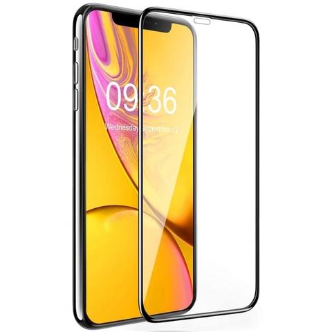 Защитное стекло для iPhone XR, полноэкранное