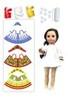 Кукла Аленушка с комплектом одежды для пошива