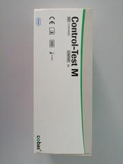 11379194263 Тест-полоски калибровочные Control-TestM (вид - 198810) 50 шт/уп. /Roche Diagnostics/