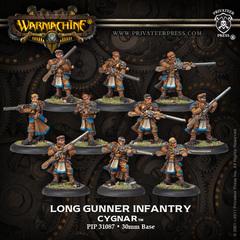 Long Gun Infantry BOX