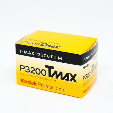 Фотопленка Kodak T-MAX P3200 135-36