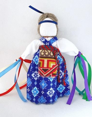 Народная кукла славянская Желанница
