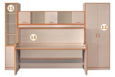 Стол-кровать Джуниор N15