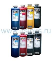 Комплект пигментных чернил STS для Epson K3 8x1000 мл