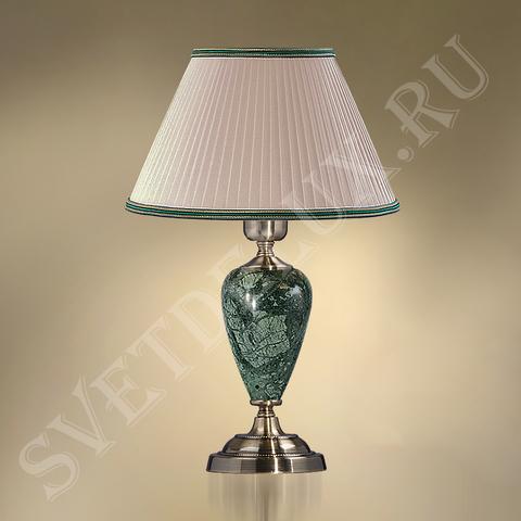 Настольная лампа с абажуром 26-08.59/8159 СТАРЫЙ АРБАТ