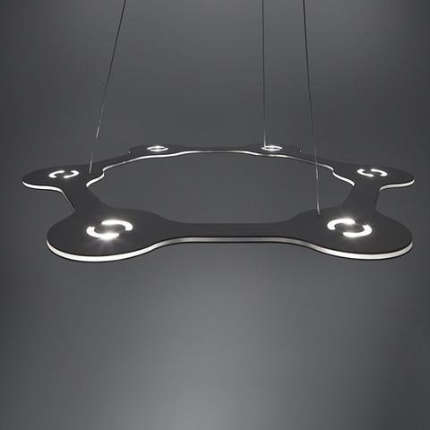 Подвесной светильник Lumen Center Italia Flat Ring