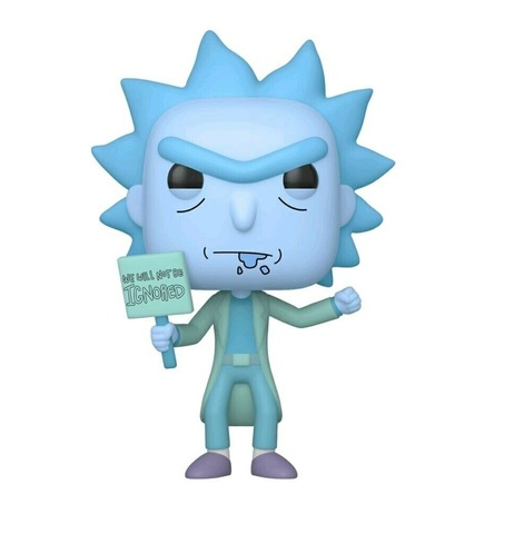 Фигурка Funko POP! Vinyl: Rick & Morty: POP 7 (Exc)