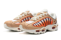 Nike Air Max Tailwind 4 'Beige/White/Red'