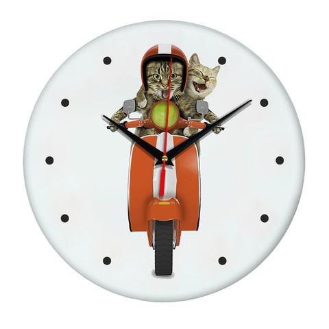 Сувенир и подарок часы cats0098