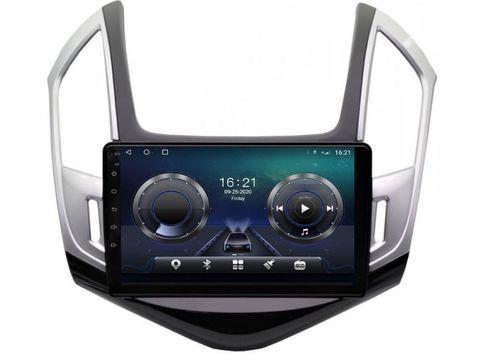 Магнитола для Chevrolet Cruze (13-15) Android 10 6/128GB IPS DSP 4G модель CB-3175TS10
