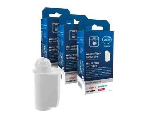 Набор фильтров для воды TCZ 7003 для кофемашин Bosch (3 шт.)